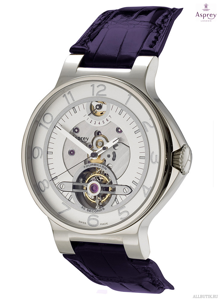 Asprey TOURBILLON