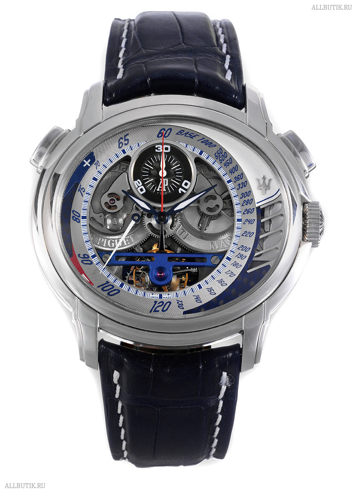 Limited Edition No.8 - Maserati Anniversary - Millenary MC12 Tourbillon & Chronograph Audemars Piguet