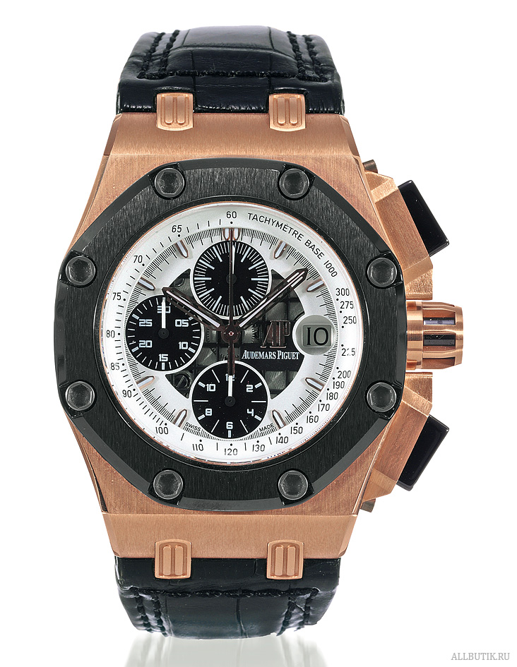 Royal Oak Offshore, Rubens Barrichello II Audemars Piguet
