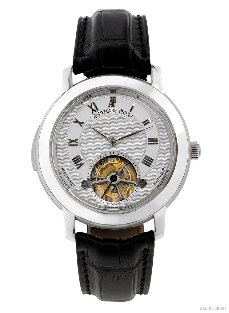 Jules Audemars - Tourbillon Repetition Minutes Audemars Piguet