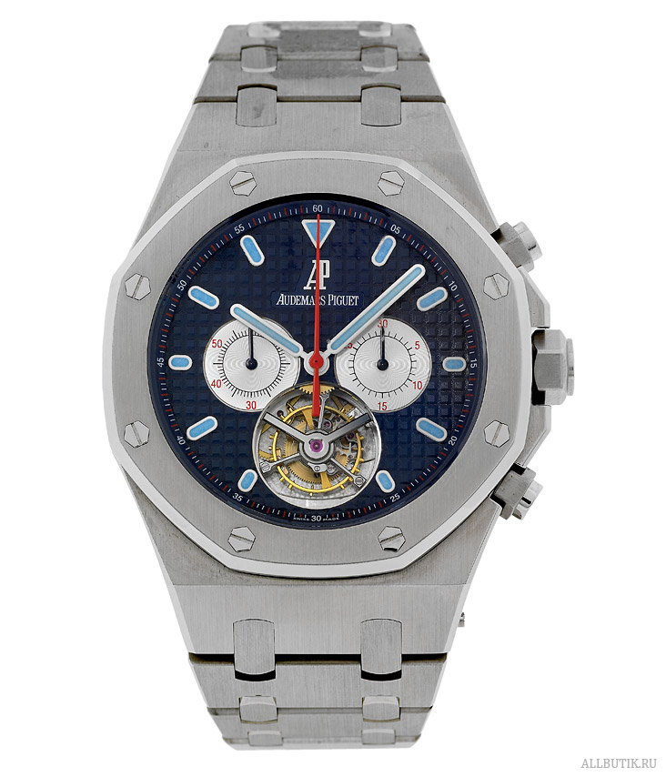 Tourbillon Chronographe Audemars Piguet