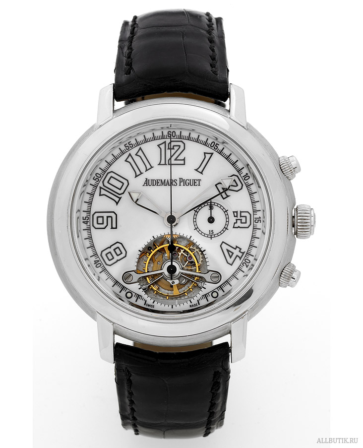 Tourbillon Chronograph Audemars Piguet