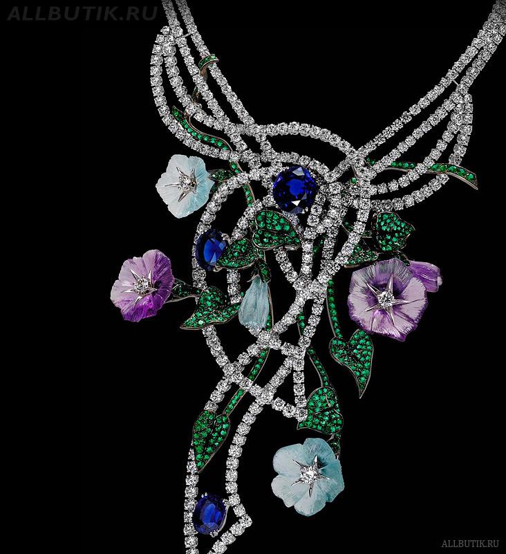 Boucheron ювелирные изделия украшения