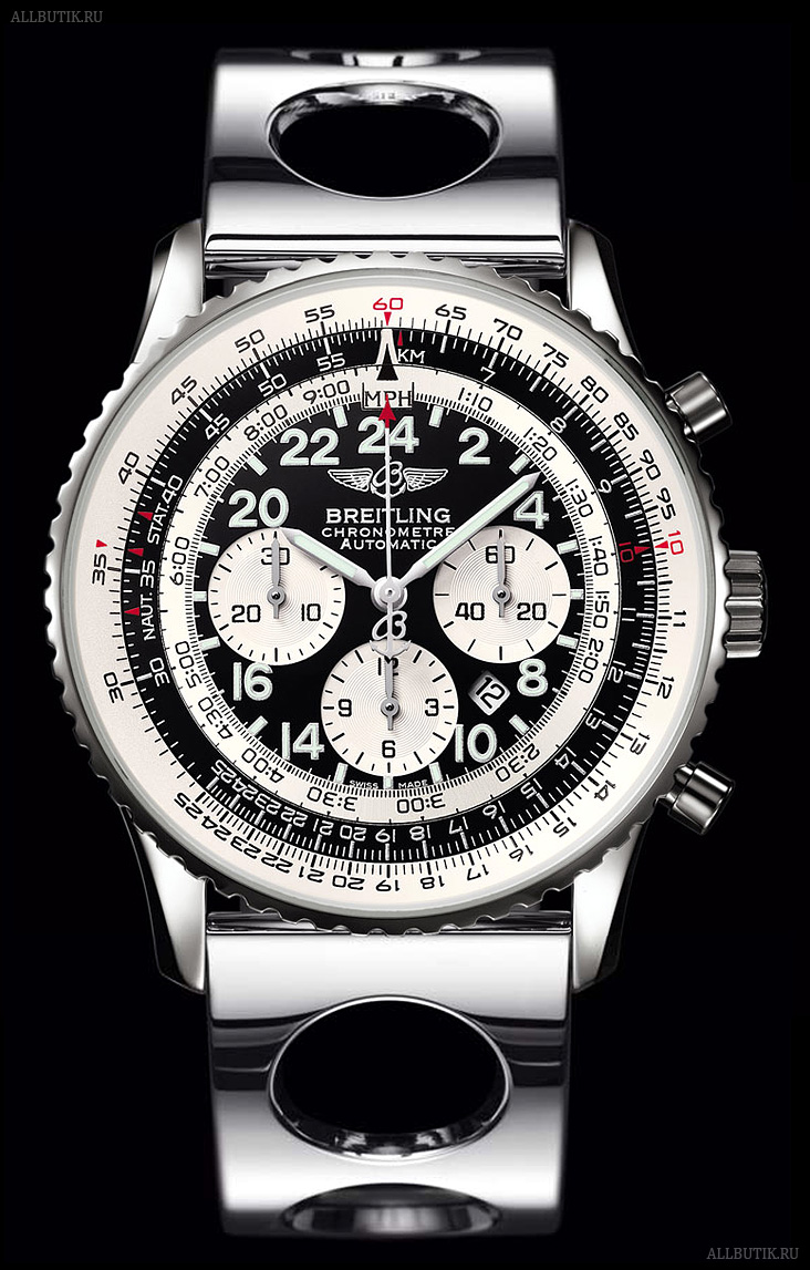 Breitling Cosmonaute Limited Edition
