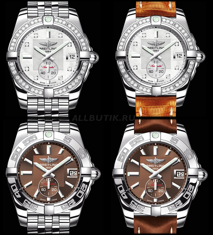 часы Breitling Galactic 36 automatic