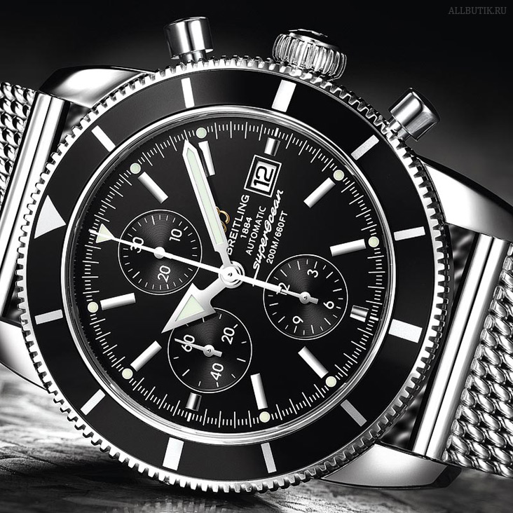 Breitling Superocean He'ritage Chronographe