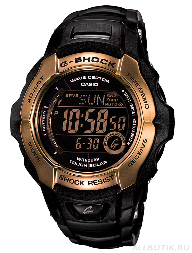 часы Casio Gold G-Shock Series GW700