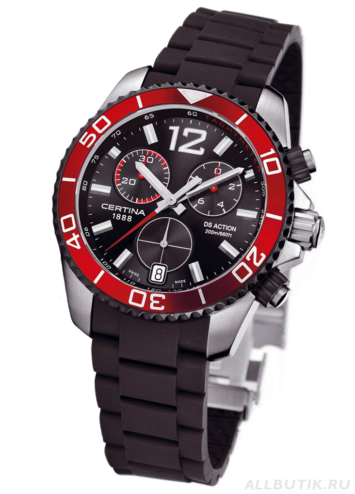 часы Certina DS Action Chrono Watch