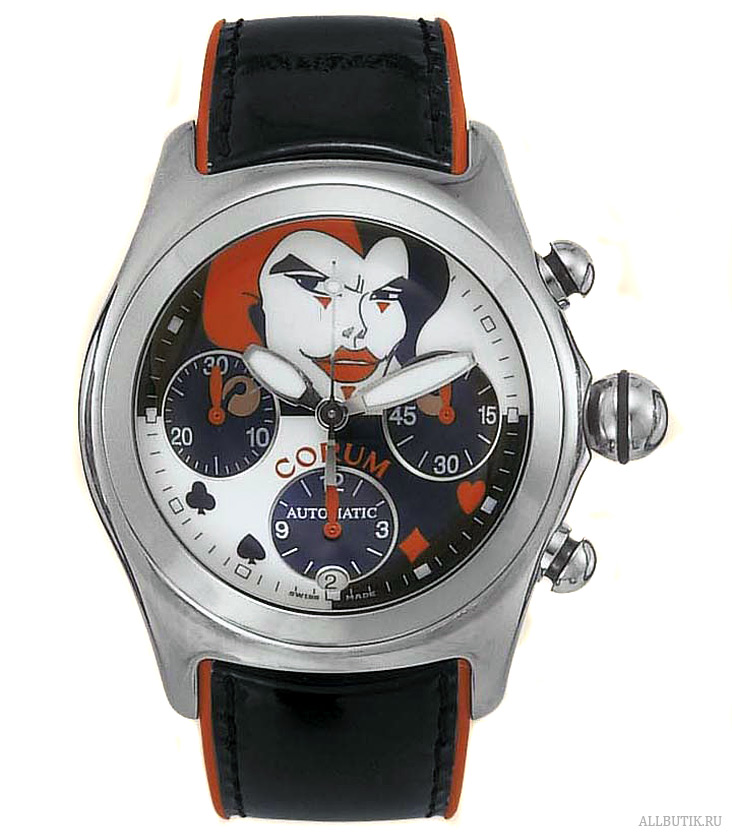 """Joker"" Corum"