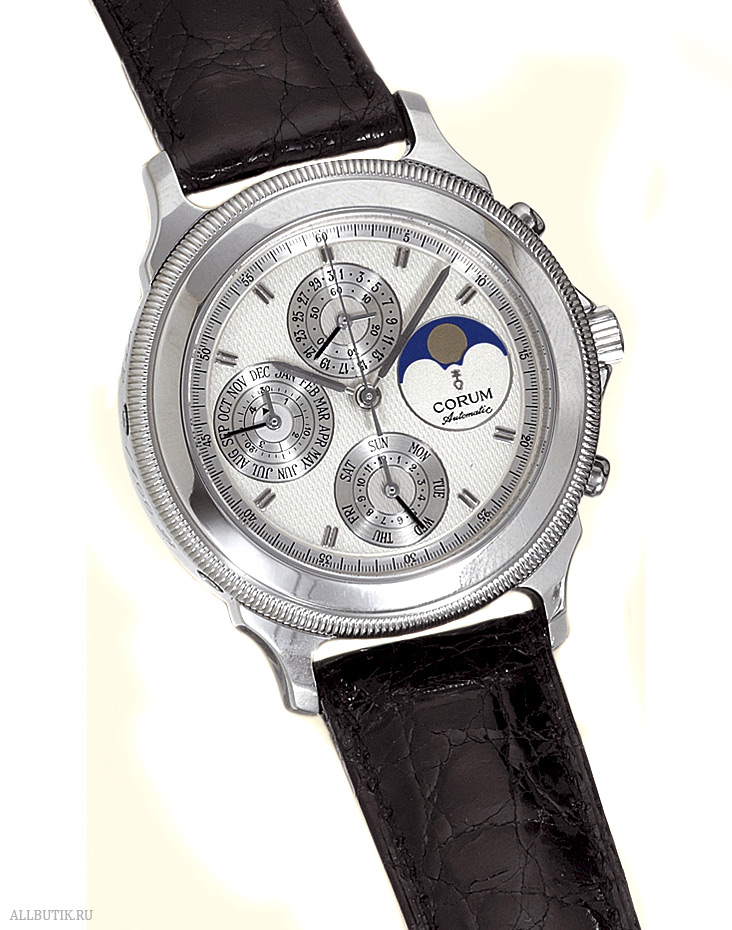 """Automatic Perpetual No. 2"" Corum"