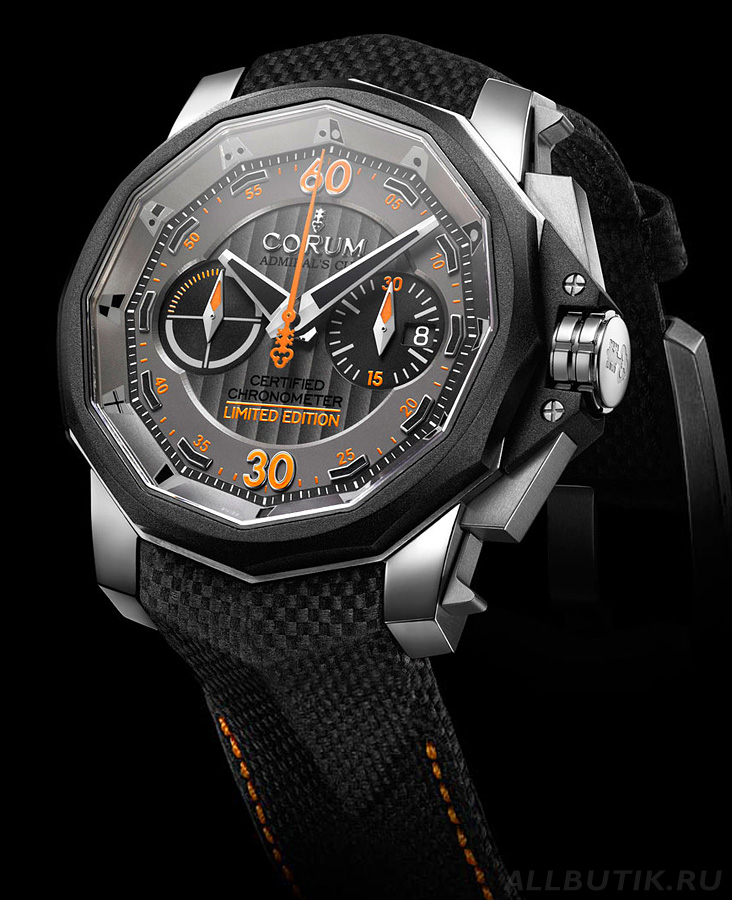 часы Corum Admiral's Cup Chronograph 48 Grand Prix Corum