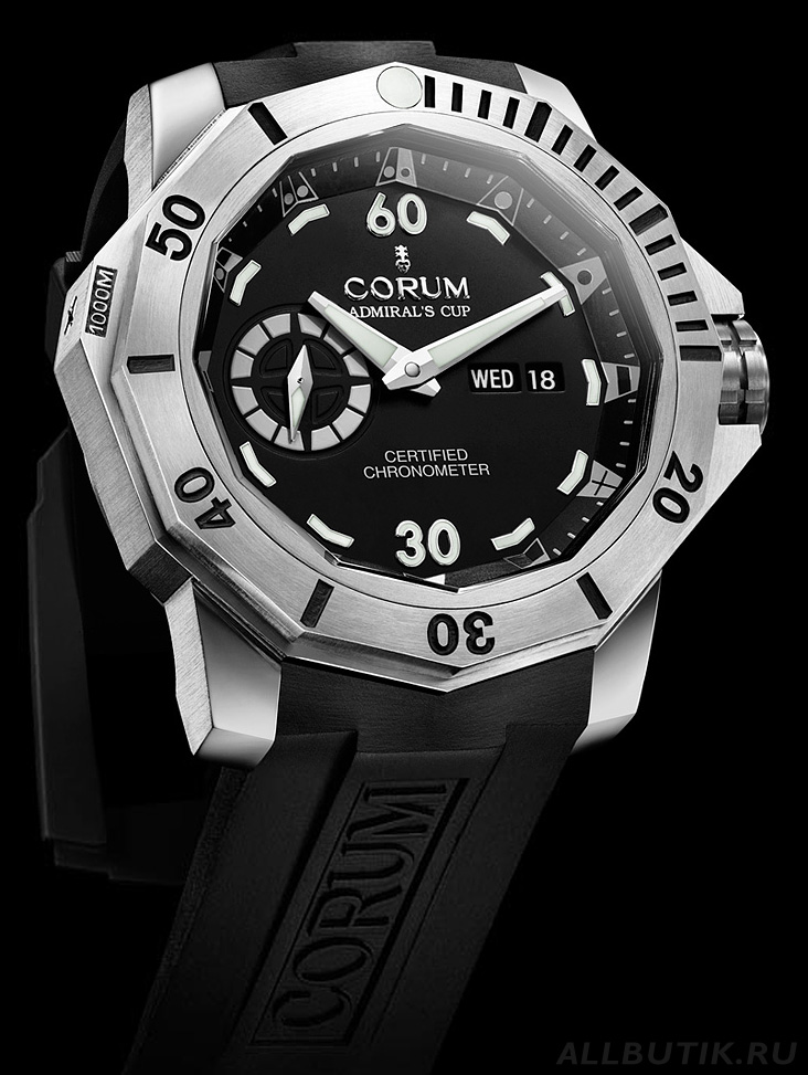 часы Corum Admiral's Cup Deep Hull 48