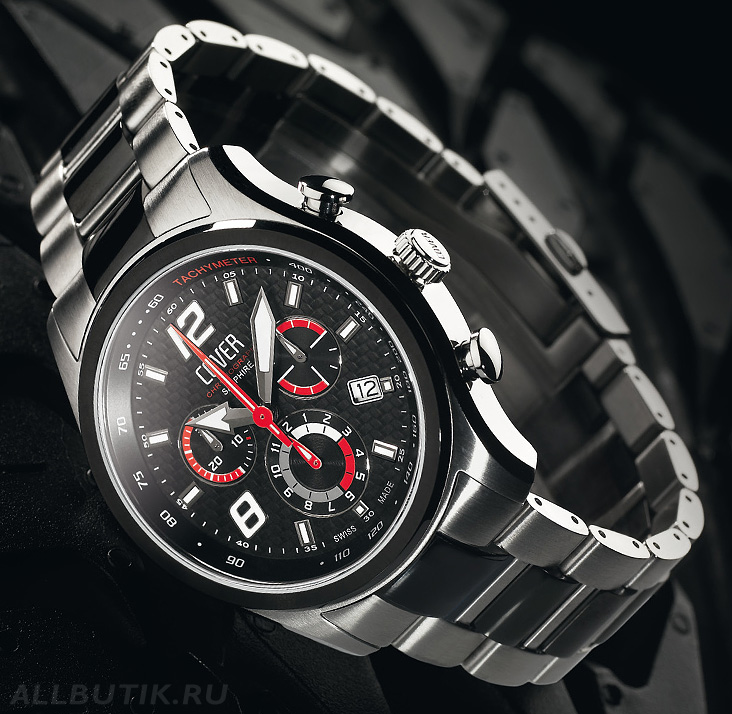 часы COVER Co135 Chronograph