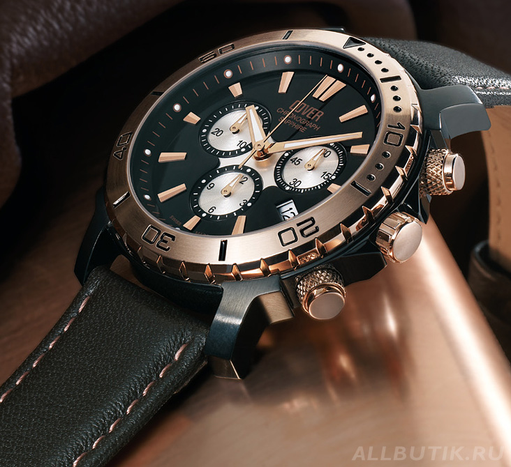 часы COVER Co100 Chronograph