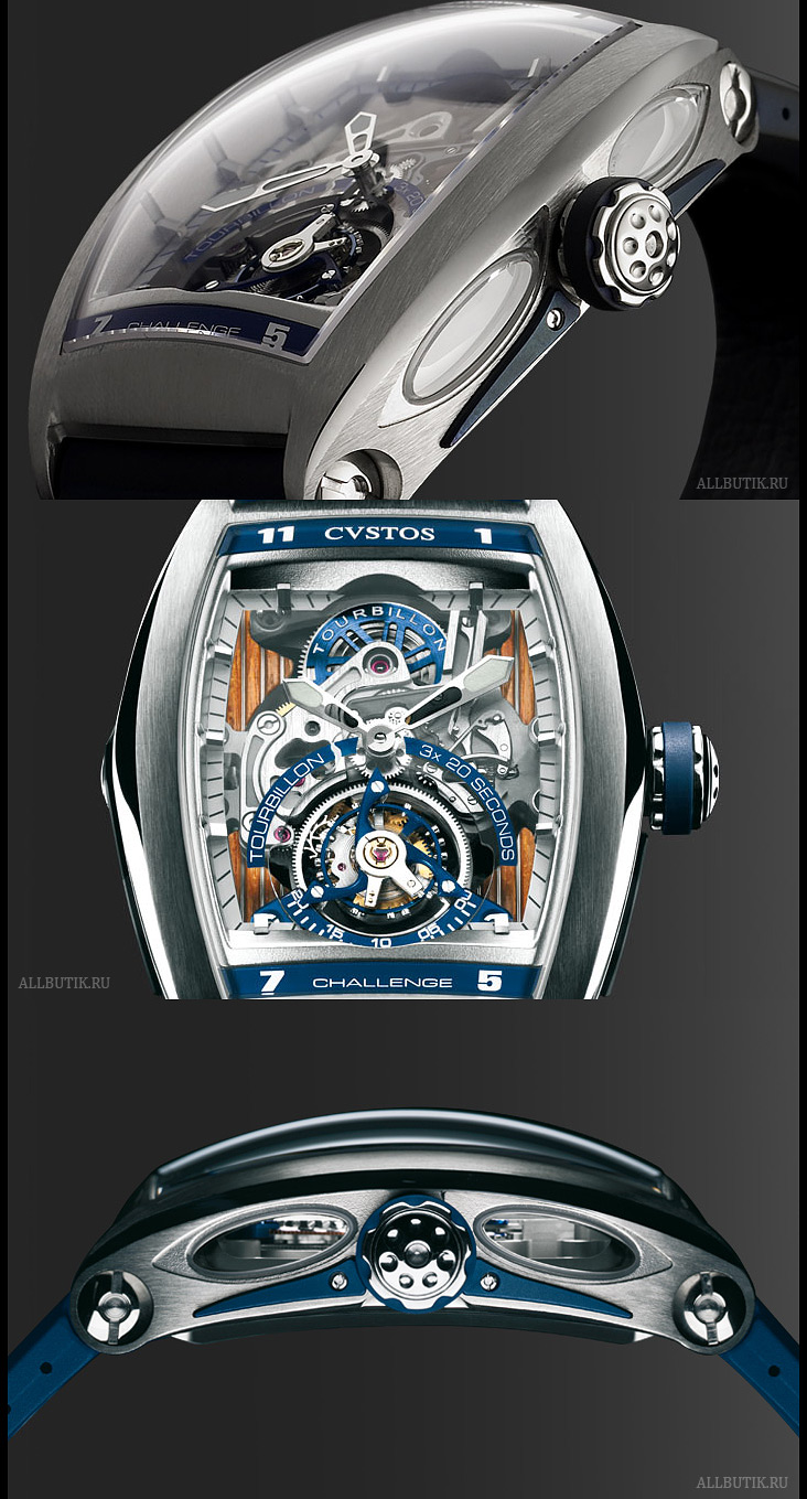 Cvstos Tourbillon Yachting Club Limited Edition