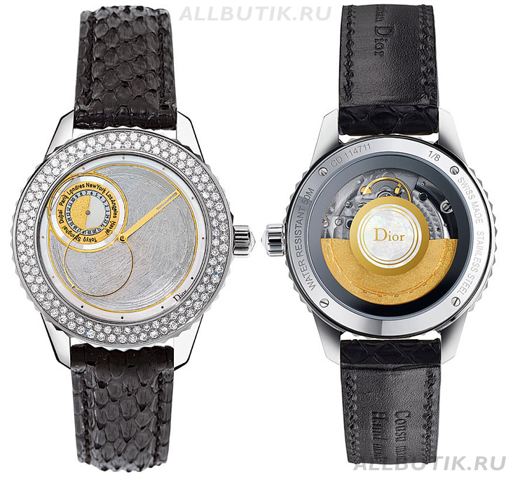 часы Dior Christal edition speciale Vendome