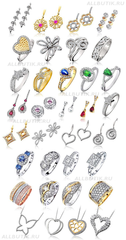 Fantasy Diamond ювелирные украшения, бриллианты