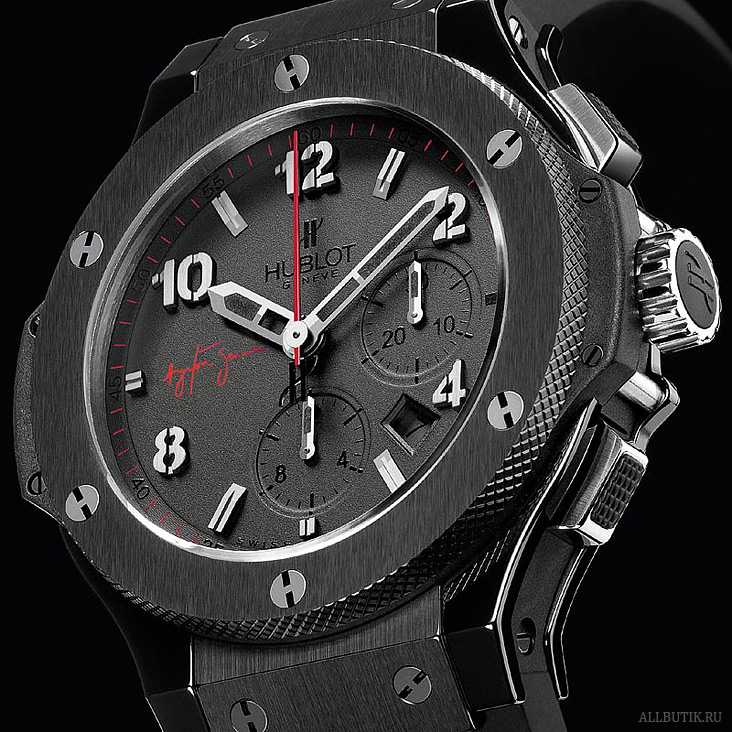 Hublot Big Bang Ayrton SENNA edition
