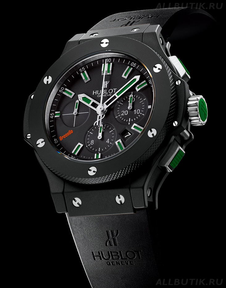 часы Hublot Big Bang 44 MM Greengo Bang