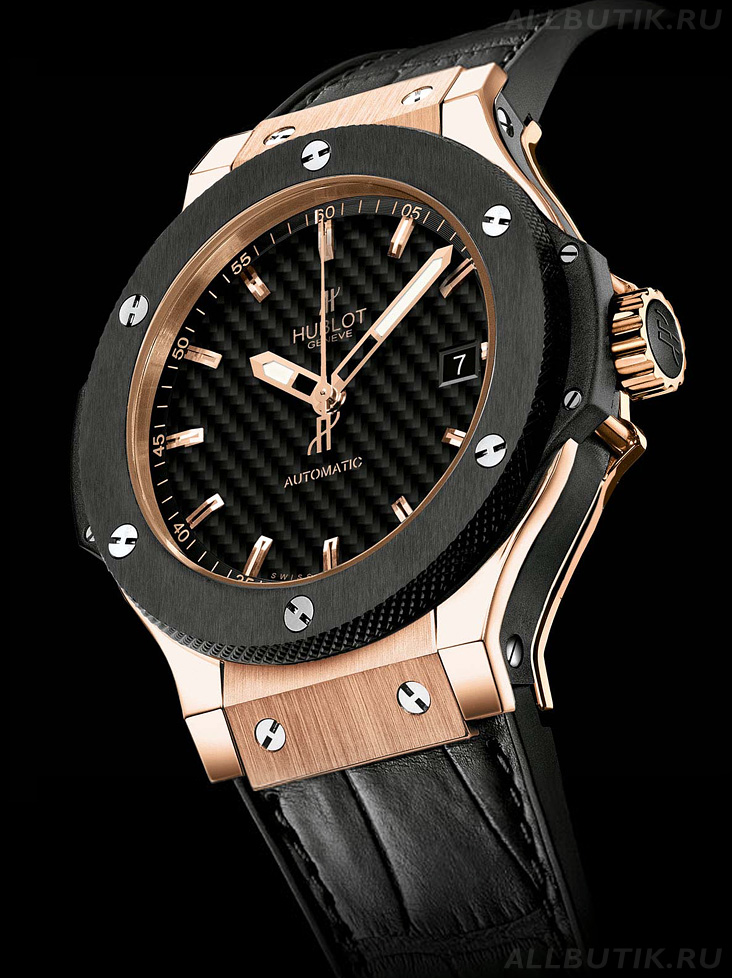 часы Hublot Big Bang Gold 38 mm Automatic