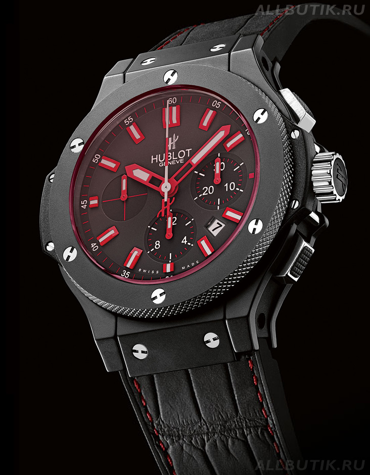 часы Hublot Collection Vendome - Big Red Magic