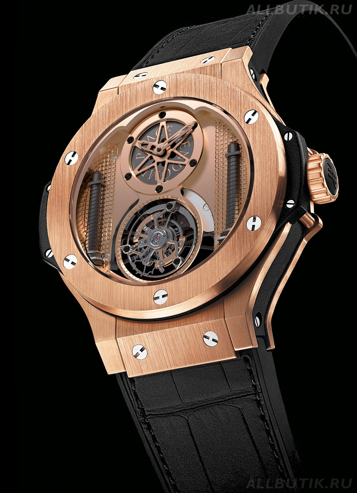 часы Hublot Collection Vendome - Tourbillon Vendome