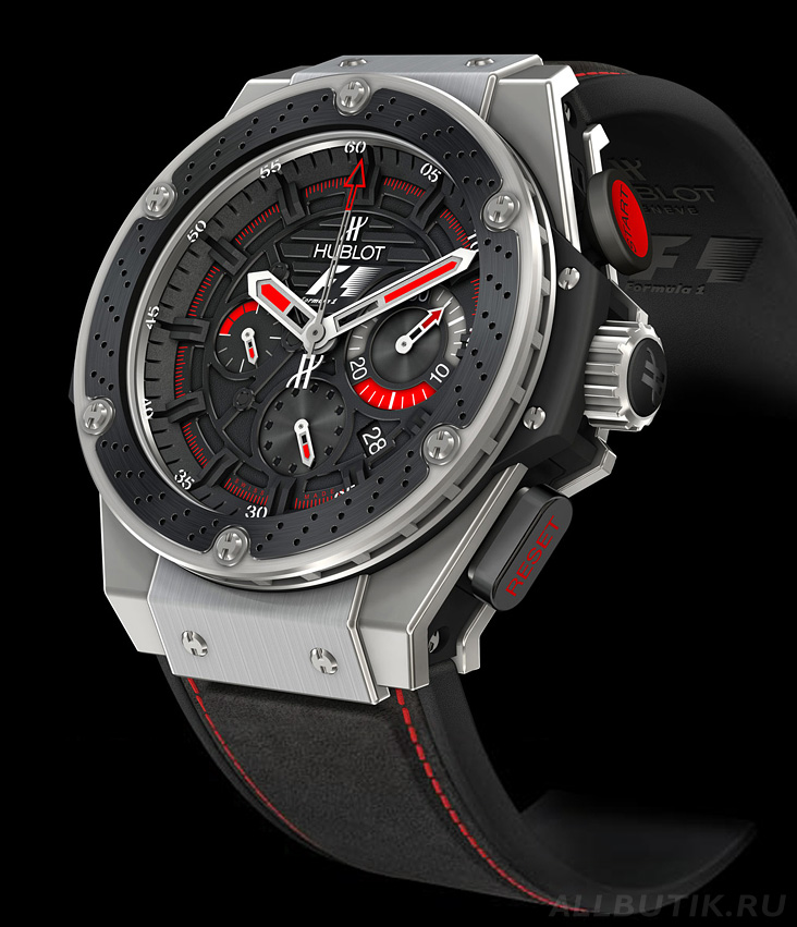 часы Hublot F1  King Power