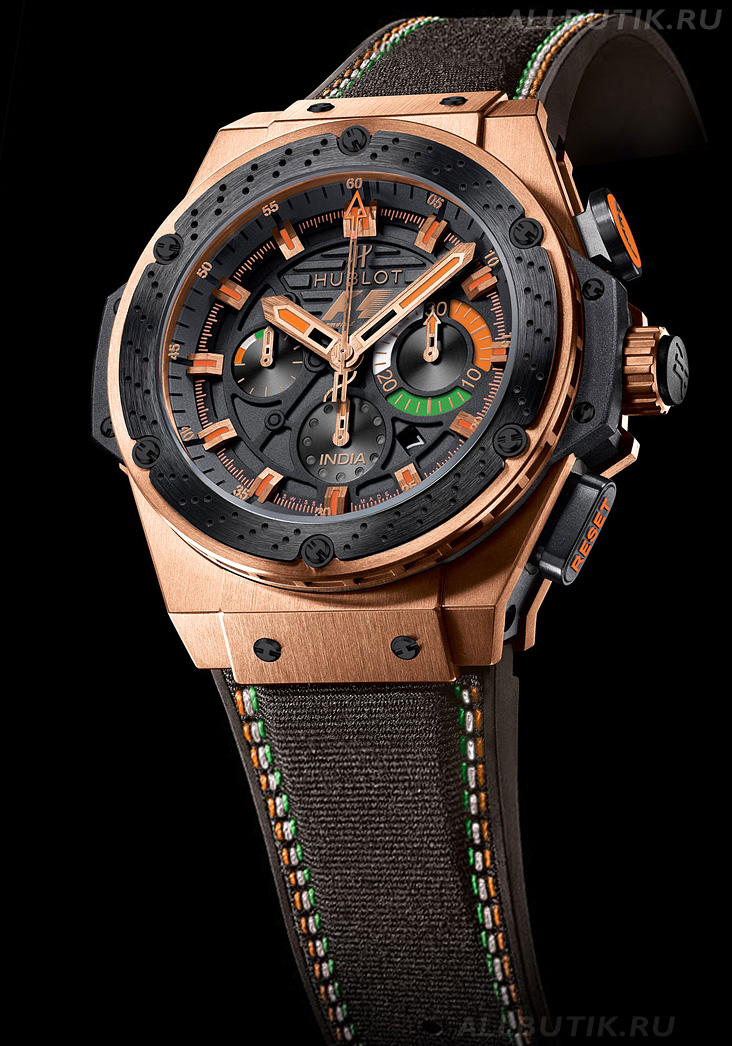 часы Hublot F1 King Power India