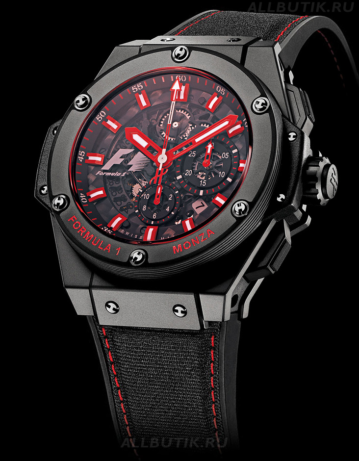 часы Hublot King Power F1 Monza
