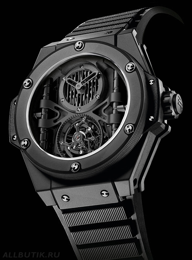 часы Hublot King Power Tourbillon Manufacture