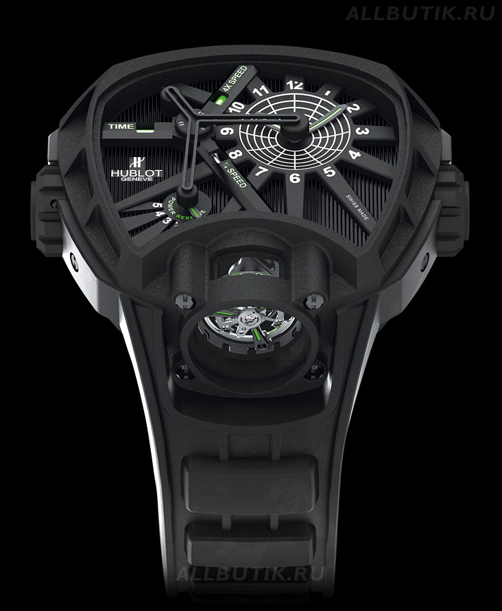 часы Hublot Masterpiece MP-02 Key of Time