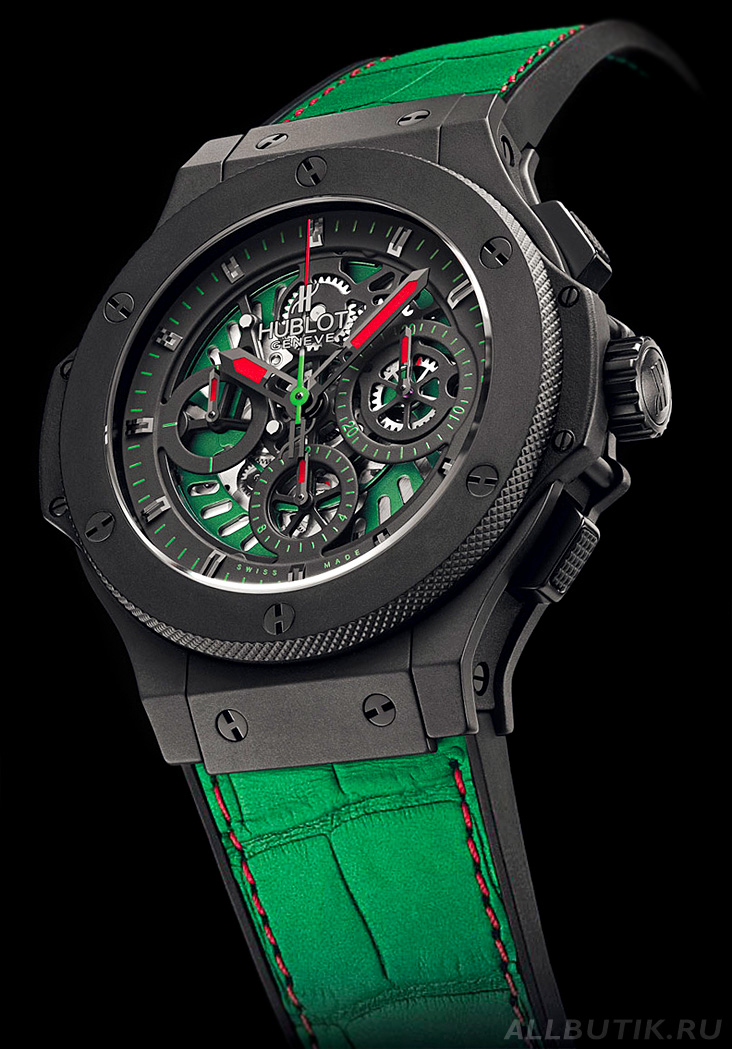 Hublot New Big Bang for the Mexican Football Federation
