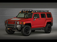 2008 Hummer H3 Alpha Four Wheeler Trailhugger