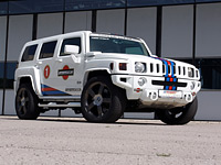 2009 GeigerCars Hummer H3