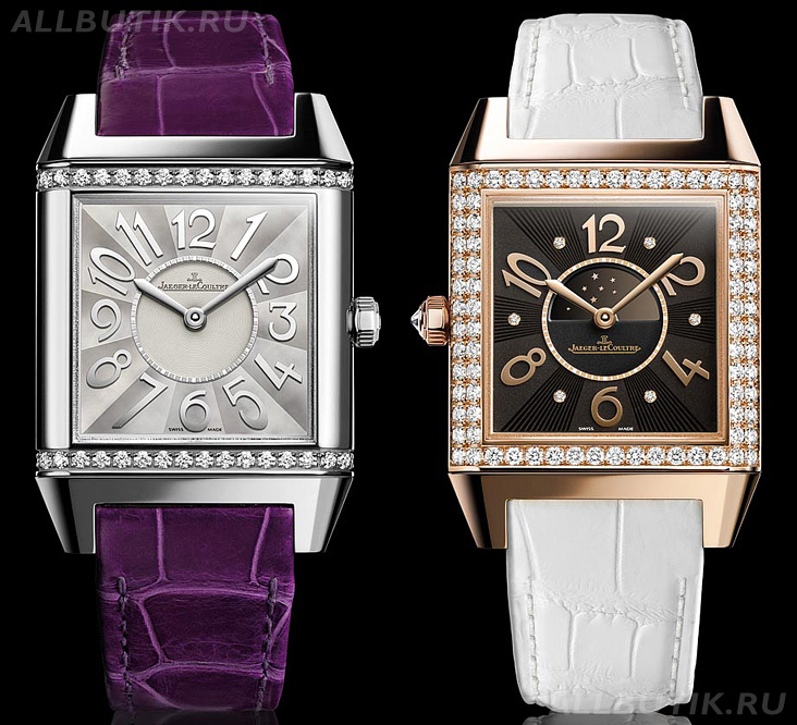 часы Jaeger-LeCoultre Reverso Squadra Lady Duetto Haute Joaillerie