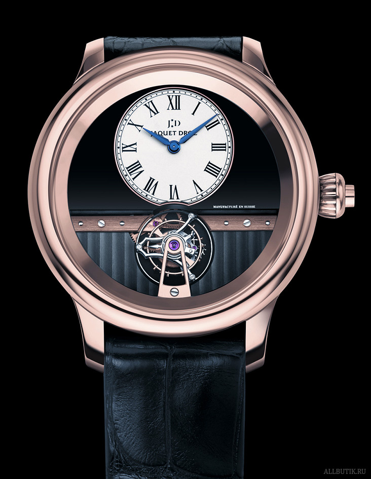 Jaquet Droz Tourbillon Onyx
