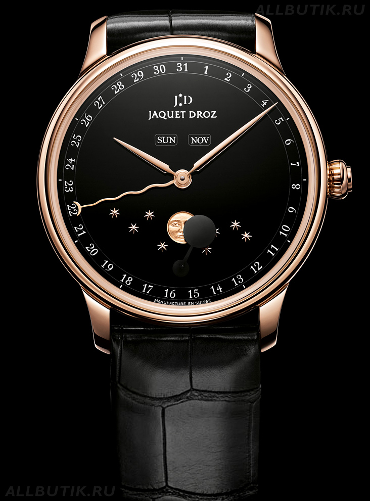 часы Jaquet Droz L'Eclipse