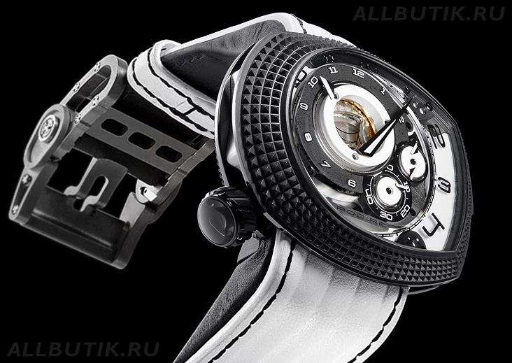 часы Ladoire Roller Guardian Time Punk White