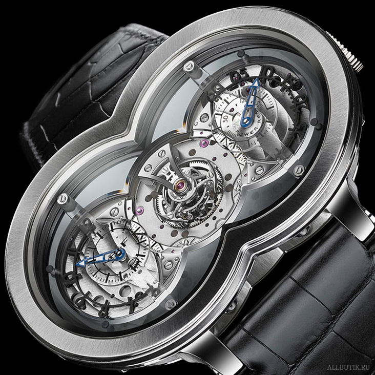 MB&F Horological Machine No.1 - Titanium