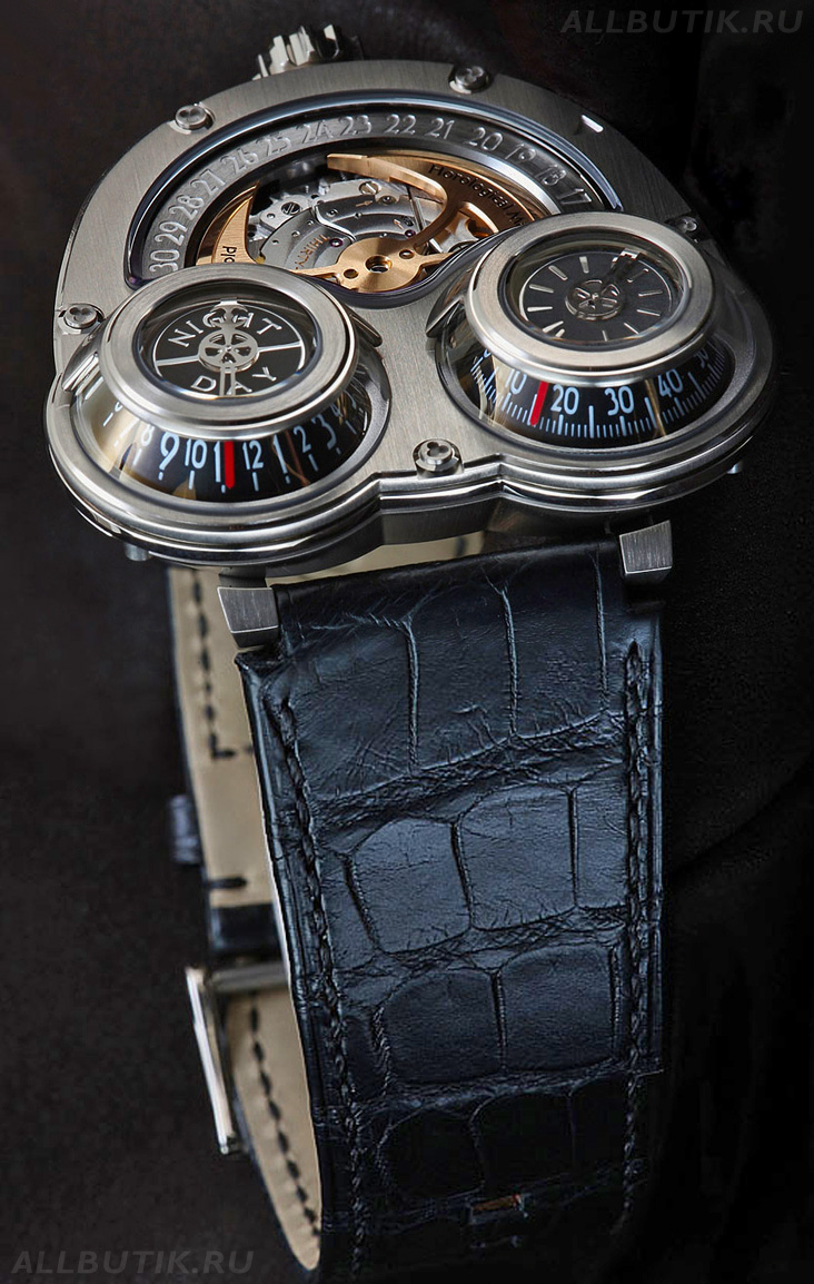 MB&F Horological Machine No.3 - HM3