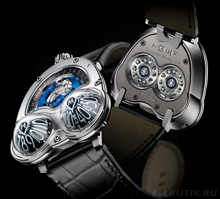 MB&F Horological Machine N°3 Frog