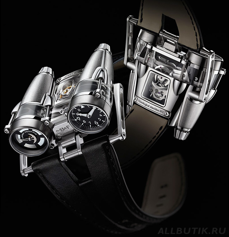 MB&F Horological Machine N°4 Thunderbolt