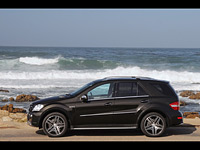 2009 Mercedes-Benz ML 63 AMG
