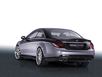 2009 Carlsson Aigner CK65 RS Eau Rouge Dark Edition