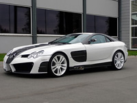 2009 Mansory Mercedes-Benz McLaren SLR Renovatio