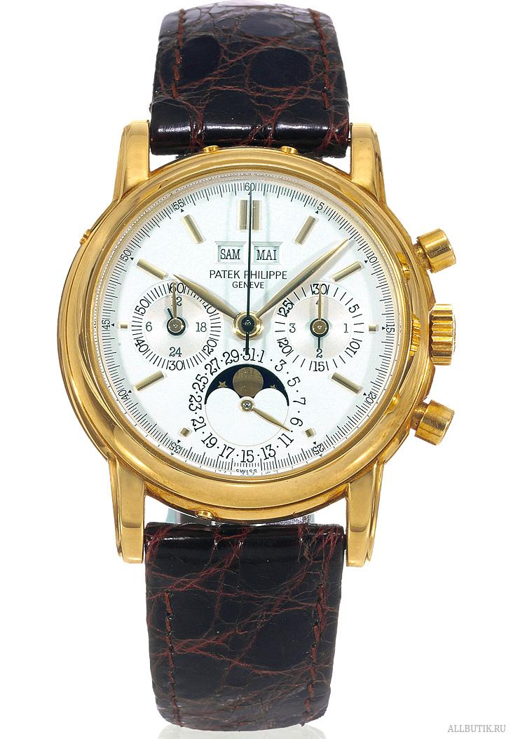 Patek Philippe - механические часы: отзывы, цена, где