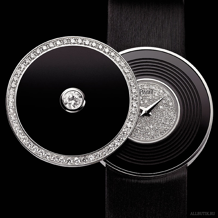 "Piaget Limelight Party ""Secret"" watch"