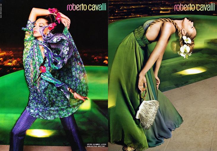 Roberto Cavalli Одежда