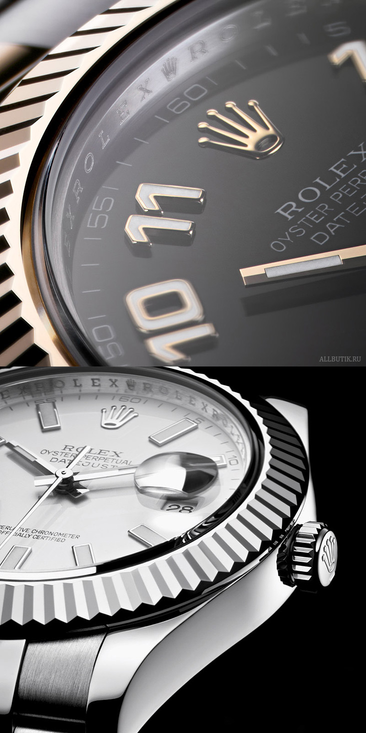 Rolex Oyster Perpetual Datejust II 41 mm