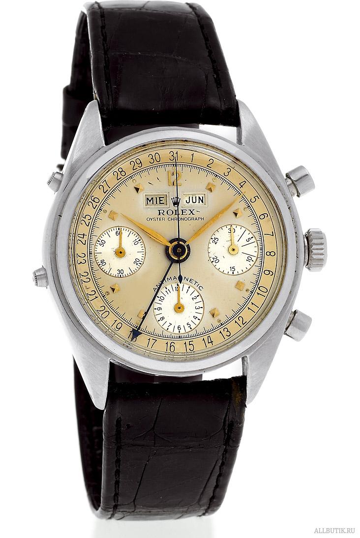 Часы Rolex проданы на аукционе Сотбис
